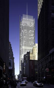 New York Times Building, Foto: Michael Denance