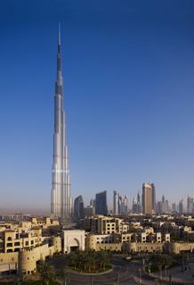 Burj Khalifa, Foto: SOM | Nick Merrick © Hedrich Blessing