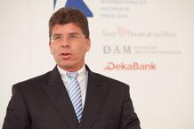 Preisverleihung IHP 2010, Dr. Matthias Danne