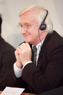 Preisverleihung IHP 2010, Spencer de Grey