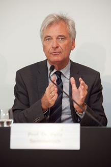 Preisverleihung IHP 2010, Prof. Dr. Felix Semmelroth