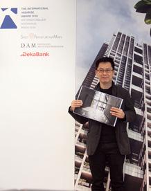 Preisverleihung IHP 2010, Mun Summ Wong