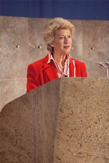 Oberbürgermeisterin Dr. h.c. Petra Roth