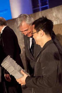 Preisverleihung IHP 2010
