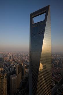 Shanghai World Financial Center, Foto: © Shinkenchiku
