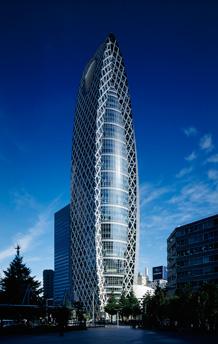 Mode Gakuen Cocoon Tower, Foto: © Horiuchi | Shin Shashin Kobo