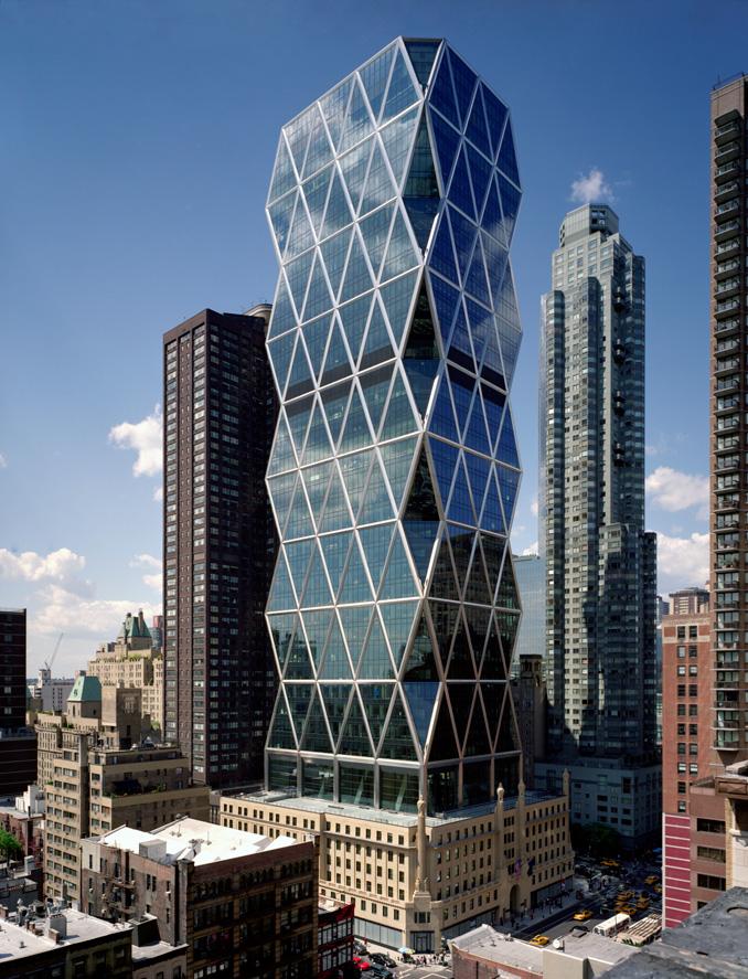 Hearst Headquarters, Foto: Chuck Choi
