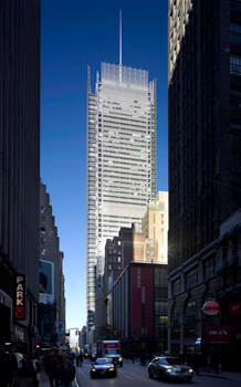 New York Times Building, Foto: Michel Denancé