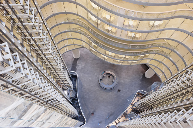 1 Bligh Street, Atrium, © Foto: H. G. Esch