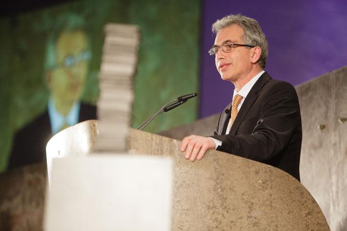 Peter Feldmann, Oberbürgermeister der Stadt Frankfurt am Main Foto: Fritz Philipp