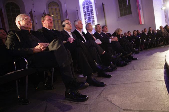 Preisverleihung IHP 2012 in der Frankfurter Paulskirche , Foto: Fritz Philipp