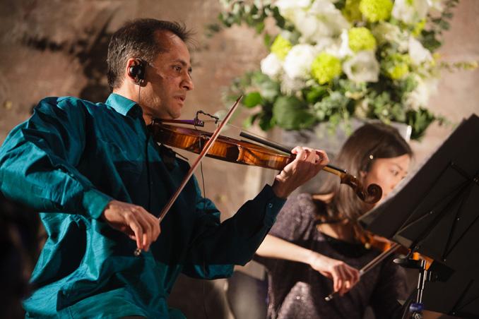 Preisverleihung IHP 2012, Isenburg Quartett, Foto: Fritz Philipp