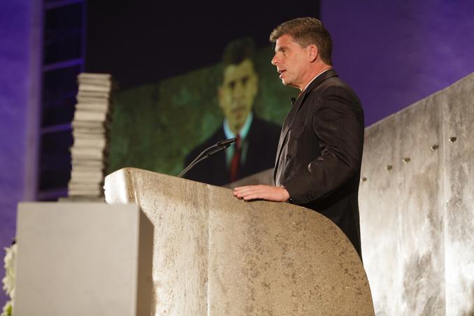 Preisverleihung IHP 2012, Dr. Matthias Danne, Immobilienvorstand der DekaBank Foto: Fritz Philipp