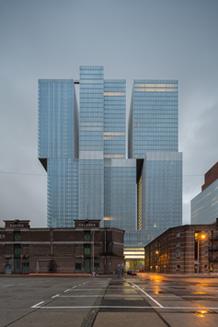 De Rotterdam © OMA, Fotograf: Ossip van Duivenbode