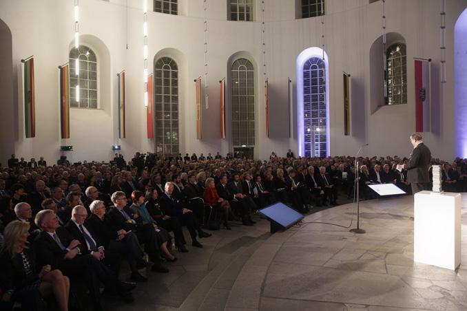 Awards ceremony IHA 2014, photo: Alexander Paul Englert