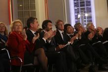 Petra Roth, Michael Rüdiger, Preisträger