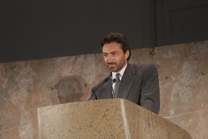 Preisträger Bauherr: Manfredi Catella, Hines Italia, Foto: Alexander Paul Englert