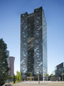 Renaissance Barcelona Fira Hotel © Foto: Roland Halbe