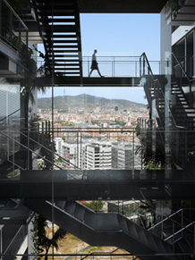 Renaissance Barcelona Fira Hotel © photo: Roland Halbe